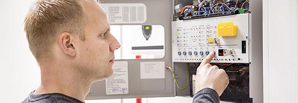 Brandbeveiliging - ASP systems